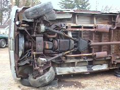 ford tcase with 3 driveshafts