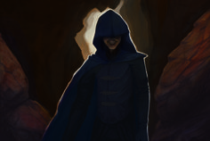 Meeting this character is inevitable in book two. Who is it, and did you meet this character in book one?