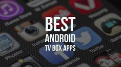 Best Android TV Box Apps Our Top Picks – Taufek Zainal Best Android TV Box Apps Our Top Picks Looking for the best Android TV box apps? Get the most of your streaming device with my list of the best apps available for your new TV box. Tv Box Android, Best Android, Android Apps, Smart Tv, Centro Multimedia, Kodi Streaming, Receptor, Top Apps, Usb