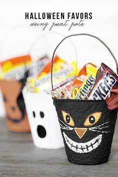Fun Halloween Treats, Halloween Party Favors, Easy Halloween Crafts, Cool Halloween Costumes, Halloween Projects, Holidays Halloween, Spooky Halloween, Happy Halloween, Halloween Decorations