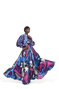 STREETSTYLE MEETS GLAMOUR | Vlisco V-Inspired
