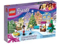 Lego Friends: Advent Calender (41016)  Manufacturer: LEGO Enarxis Code: 012899 #toys #lego #friends