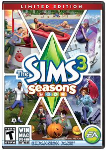 The Sims 3 - Seasons....want this sooo much!!
