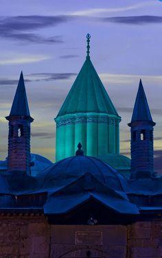 fotoblogturkey:  Mevlâna Museum, Konya, Turkey