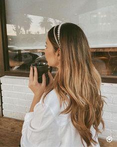 makeup design makeup games hansen magical nail makeup inc nail makeup nail makeup nail art designs hansen chrome nail makeup pure chrome nail art nailart Hair Day, Your Hair, Hair Inspo, Hair Inspiration, Aesthetic Hair, Brown Aesthetic, Brown Blonde Hair, Grunge Hair, Gorgeous Hair