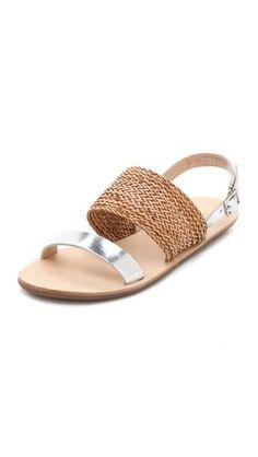 Sumer Shoes by #loefflerrandall #elle