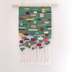 completed - textiles, weaving, tapestry - adaolivehandmade | ello