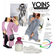 """""""YOINS #23"""" by maja9888 ❤ liked on Polyvore featuring yoins, yoinscollection and loveyoins"""