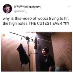 Jeonghan, Wonwoo, The8, Seventeen Memes, Seventeen Album, Vernon, Suga And Woozi, Diecisiete Memes, Seventeen Minghao