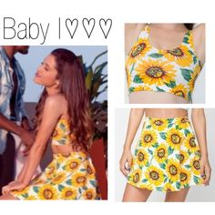 ariana grande baby i | Ariana Grande Baby I Music Video - Polyvore