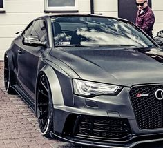 Audi Rs5 WideBody