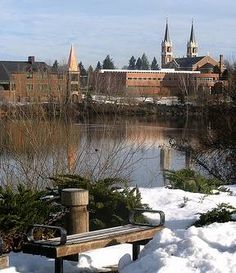 Gonzaga University ~ Spokane