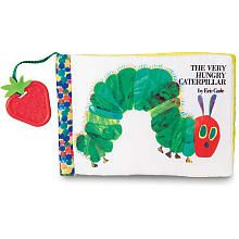 The World Of Eric Carle: The Very Hungry Caterpillar Cloth Book $14.99 Babies R Us