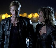 True Blood....Eric and Pam