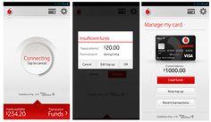 SmartPass NFC payments app from Vodafone, Australia
