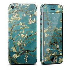 Blossoming Almond Tree iPhone 5s Skin