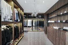 Luxury Closet Design & High End Closet Systems Glass House Design, Modern House Design, Modern Interior Design, Fitted Wardrobe Design, Sweden House, Big Bedrooms, Closet Designs, Design Case, Luxury Interior