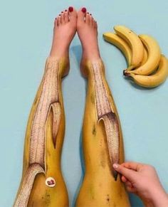 Cool Items, Body, Painting, Cool Stuff, Fruit, Bananas, Photo Ideas, Software, Tutorials