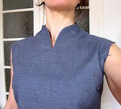 Standup collar tutorial