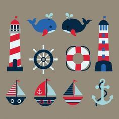 Shop Nautical background patterns ceramic tile created by Personalize it with photos & text or purchase as is! Sailor Theme, Sailor Baby, Tim Tim Desenho, Baby Shower Marinero, Nautical Background, Baby Shawer, Nautical Party, Vintage Nautical, Summer Crafts For Kids