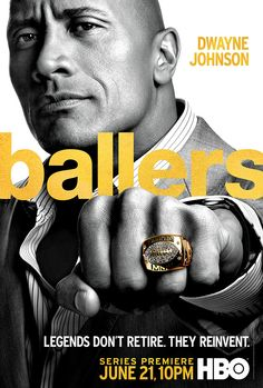 A series centered around a group of football players and their families, friends, and handlers.  Stars: Dwayne Johnson, John David Washington, Omar Benson Miller  Visit Here to Watch ==► http://clicksee.us/urtvzain-ballers