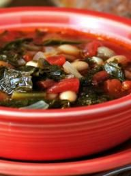 Kale and Potato Soup | KitchenDaily.com