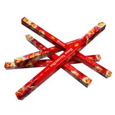 http://www.maniasemanias.com/produto/incenso-vareta-rosa-vermelha - INCENSO VARETA ROSA VERMELHA - Objetivo: Amor, sedução e sensibilidade. - Embalagem: Caixa com 8 varetas - Marca: Sac