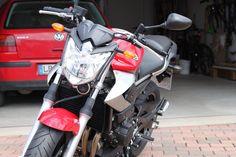 Yamaha XJ6 - My Baby :-)