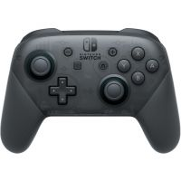 Take your game sessions up a notch with the Nintendo Switch Pro Controller Includes motion controls, HD rumble, built in amiibo functionality, and more Comes with charging cable (USB C to USB A) Control Nintendo, Super Smash Bros Game, Playstation, Buy Nintendo Switch, Nintendo Switch Accessories, Nintendo Controller, Electronic Workbench, Electronic Deals, The Legend Of Zelda