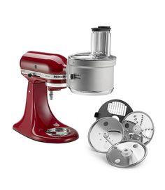 KitchenAid Dicing & Food Processor Stand Mixer Attachment Kit