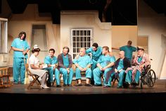 One Flew Over The Cuckoo's Nest (2011)
