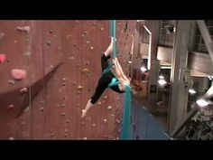 Aerial Sequence - YouTube- I like the stuff she does out of the s-lock before the star drop.