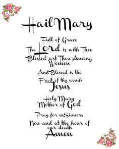 The secret to getting a good honorable husband/wife. My mother shared this with me and so I share it with you my daughter and son. Hail Mary Prayer Catholic, Prayers To Mary, Novena Prayers, Catholic Prayers, Bible Verses Quotes, Faith Quotes, Words Quotes, Quotes Quotes, Prayer For Students