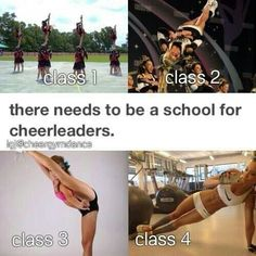 I would love the stunting class