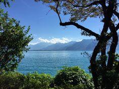 Omdat het zo mooi is hier. #Montreux #nofilter