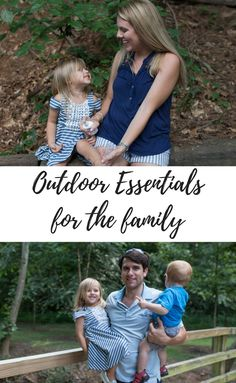 Outdoor Essential Products for the Family from blogger Casual Claire! These are the must haves to survive the great outdoors.  #WeBeatDEET #Kroger #ad