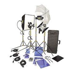 Lowel DV Creator 1 Kit With LB-30 Case $899