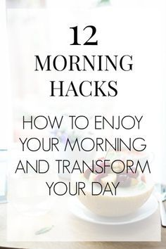 Either you're an early bird or a night owl that loves waking up late, here are some things you can adopt to set yourself for a happier day you will enjoy!