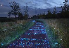 A cycle lane scattered with glow in the dark fairy dust? No, we haven't lost our marbles: Dutch designer Daan Roosegaarde and Heijmans Infrastructure have pitched these glowing stones to the UK to create beautiful and supposedly safer cycle paths. The lane pictured above is a segment of a 600m path in Neunen that's been created using […]
