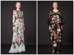 Valentino #resort2015 | We already know Adele loves Valentino and the intricate boho patterns