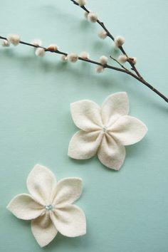Hej Hanse: DIY: Frühlingsblüten