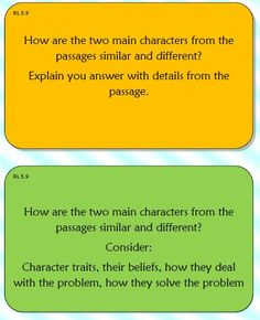 5th Grade Reading Comprehension Discussion cards - can be used with any book or passage!