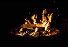 #firepit #photography