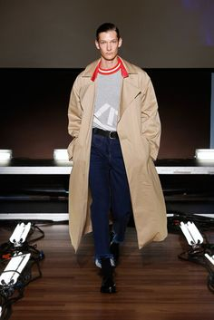 Devon Halfnight LeFlufy Spring 2016 Ready-to-Wear Fashion Show Runway Fashion, Fashion Show, Mens Fashion, Spring 2016, Devon, Dapper, Ready To Wear, Menswear, Vogue