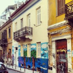 Exarchia place - Athens - Greece
