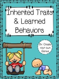 Acquired and Inherited Traits Packet *Quiz, Activity, &amp- Study Guide*