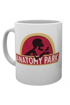 Rick and Morty Anatomy Park Mug