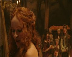 Nell Gwyn In Charles II: The Power And The Passion
