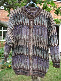 Ravelry: Feathers pattern by Kaffe Fassett