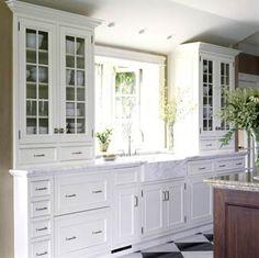 Hide Your Kitchen Appliances